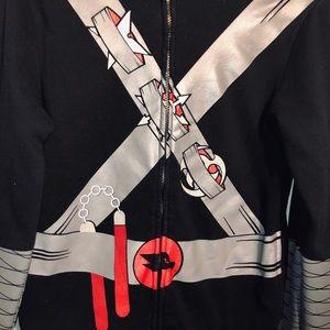 Tony Hawk Shirts & Tops - Tony Hawk boys hooded ninja sweatshirt
